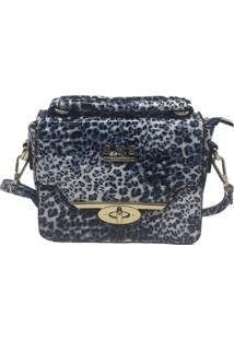 Mini Bolsa Casual Importada Sys Fashion 0114 Azul