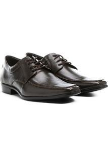 Sapato Social Couro Shoestock Clássico - Masculino