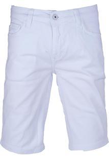 Bermuda Jeans Triton Branco