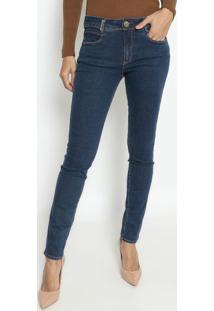 Jeans Vênus - Azul Escuro- Lança Perfumelança Perfume
