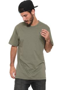 Camiseta Mcd Listrada Verde