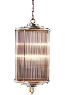 Lustre Decorativo De Cristal Lamp