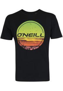 Camiseta O'Neill Birds - Masculina - Preto