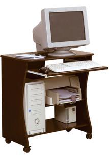 Mesa De Computador Ditália Mc-153 Tabaco