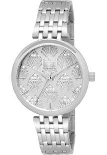 Relógio Dumont Splèndore - Feminino-Prata
