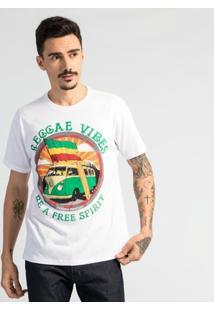 Camiseta Free Spirit Clone - Masculino