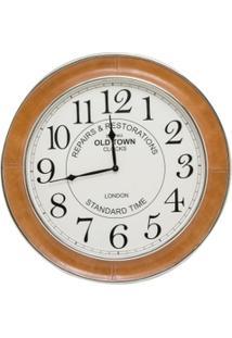 Relógio De Parede London - Unissex