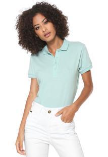 ... Camisa Polo Colcci Logo Verde 1eee17b85f554