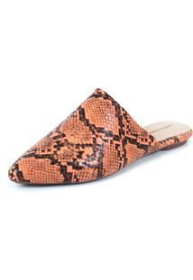 Mule Emporionaka Cobra Colors Laranja - Kanui