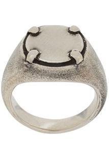 Henson Anel Clássico - Silver