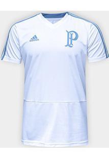 Camisa De Treino Palmeiras Adidas Masculina - Masculino