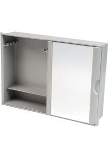 Armário De Banheiro 41 X 29 X 10 Cm Branco A21 Astra