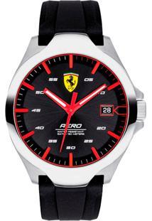 44cfdf43913 Vivara. Relógio Masculino Preto ...