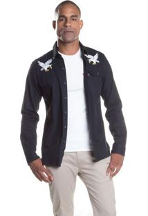 Camisa Levi'S® Jackson Worker - S