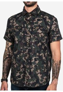 Camisa Camuflada 200170