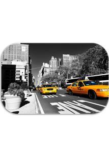 Tapete Decorativo Wevans New York 40Cm X 60Cm Multicolorido - Preto - Dafiti