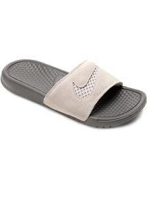 Slide Nike Wmns Benassi Jdi Ltr Se Feminino - Feminino