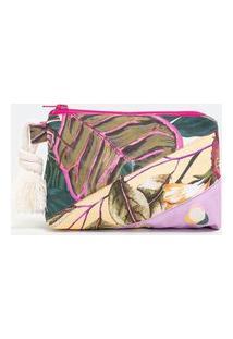 Nécessaire Envelope Estampa Floral | Accessories | Multicores | U