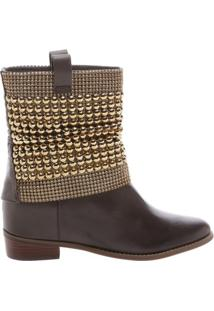 Bota Malha Metal Hot Coffe | Schutz