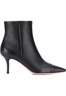 Gianvito Rossi Ankle Boot - Preto