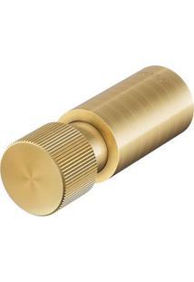 Cabide Para Banheiro Mix&Match Ouro Escovado - 00960372 - Docol - Docol