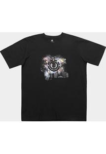 Camiseta Element Mic - Masculina - Masculino