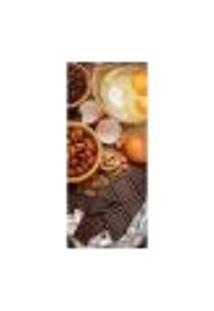 Adesivo Decorativo De Porta - Alimentação - 1326Cnpt