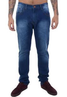 Calça Jeans Hd Slim Conf Masculina - Masculino