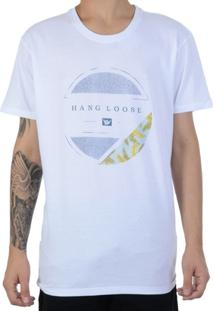 Camiseta Hang Loose Blockpalm - Masculino