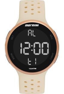 Relógio Mormaii Digi Rosé - Mo7700Ad/8J Ouro - Tricae