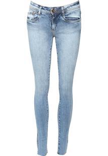 Calça Jeans Lança Perfume Skinny Venus Azul