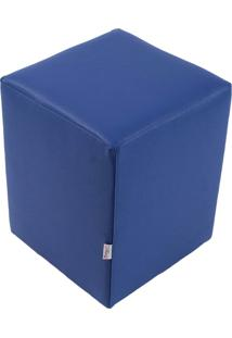 Puff Cubo Madeira Pop Royal Stay Puff