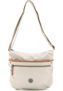 Bolsa Kipling 1879945A Triangle Off-White
