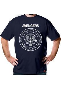 Camiseta Forest Hills' Avengers