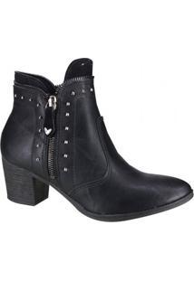 Bota Mississipi Ankle Boot Feminina