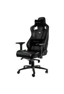 Cadeira Gamer Noblechairs Epic, Black Green - Nbl-Pu-Grn-002