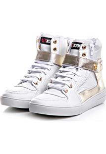 13babc05fb2 Sneaker Branco feminino