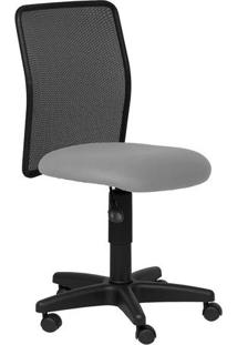 Cadeira Diretor Tela Travel Cinza