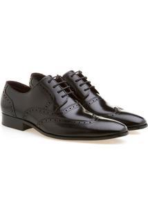 Sapato Social Tarragona Oxford Masculino - Masculino