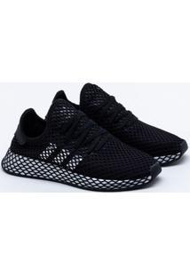 Tênis Adidas Deerupt Runner Originals Preto Feminino 36