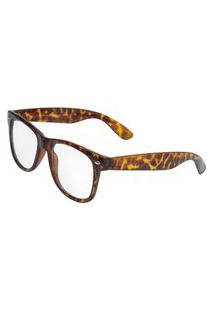 Óculos Ray Flector W3100 Marrom