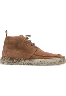 Marsèll Ankle Boot Cassapara - Marrom