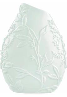 Vaso Mart Para Decoração De Porcelana Branco