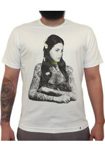 Lana Tattoo - Camiseta Clássica Masculina