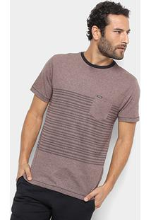 Camiseta Volcom Threezy Masculina - Masculino