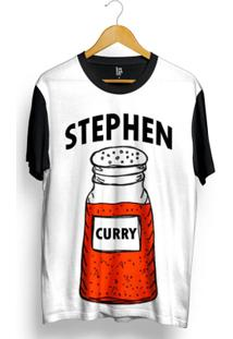 Camiseta Los Fuckers Stephen Curry Full Print - Masculino