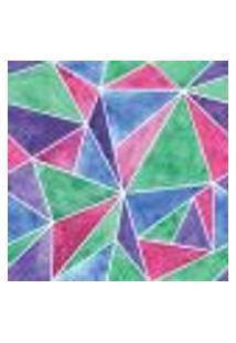 Papel De Parede Adesivo - Triângulos - 110Ppa