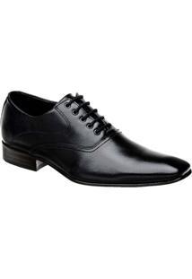 Sapato Social Masculino Estilo Italiano Bigioni - Masculino