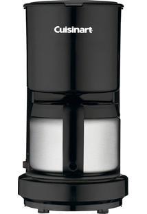 Cafeteira Elétrica Cuisinart Dcc450Bk Com Jarra Inox - 220V