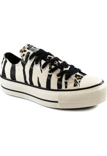 Tênis Converse Chuck Taylor All Star Lift Animal Print Ct1362
